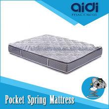 7-Zone Pocket Spring Perfect Sleeper Best Selling Orthopedic Mattress AC-1218