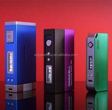 2015 Innokin Disrupter 50w vape box mod InnokinCell replaceable battery new vapor mod vape