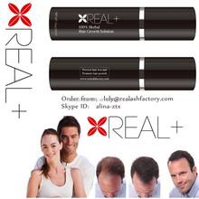 Global market hot sale,REAL+ hair growth stimulator,natural hair growth spray