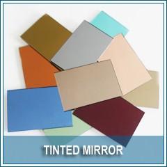 tinted mirror