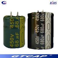 low impedance electrolytic capacitor 1000uf, 1000 microfarad capacitor