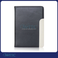 High quality wholesale leather flip cover tablet case for Xiaomi Mipad