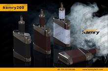 Alibaba popular box mod vaporizer powerful e cigarette kamry200, e-cigarette mechanical mod kamry 200