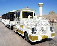 Tourist Amusement Park Diesel Road Train For Sale
