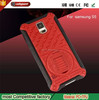 New 2015 innovative products high impact Rocket Rubber Armor cover phone case for samsung galaxy s5 i9600