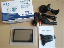 Hot!!! Universal Wince 6.0 GPS 5 inch garmin car gps multimedia navigator