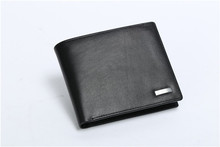 Finished leather leather wallets to import thin wallet