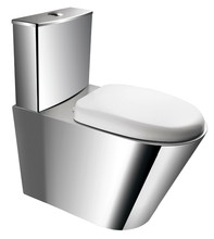 Best Selling Sanitary Ware Stainless Steel Toilet
