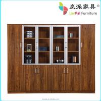Modern wooden office furniture/office display rack/filing cabinet