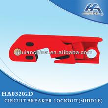 Grip Tight Circuit Breaker Lockout, Standard Toggle