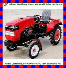 25HP 2WD&4WD, Belt transmission cheap farm tractor matched lawn mower