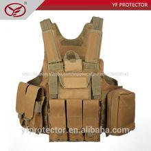 Chaleco táctico/equipo militar con molly