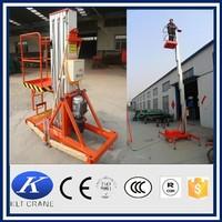 300kg 12m single person lift platform