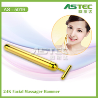 24k facial beauty bar for skin tightening electronic device