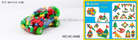 HY049B Construction series blocks plastic toys for kids
