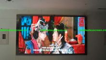 Energy saving full color HD LED video display screen 2013 china xxx photos led curtain display for disc indoor led display