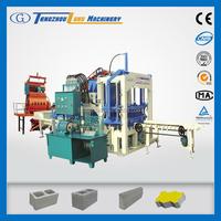 qt4-20c concrete and pavers making machine
