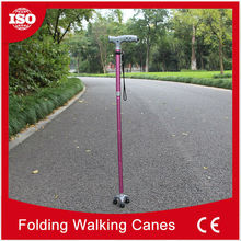 8 Years no complaint safe aluminum alloy make walking stick