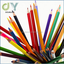 Eco friendly 36 water colored pencils oem for professional artist