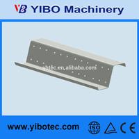Yibo New Design Z Bar Roll Forming Steel Purlin