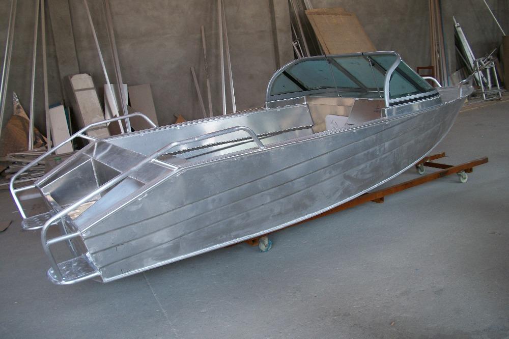 лучшие лодки из алюминия