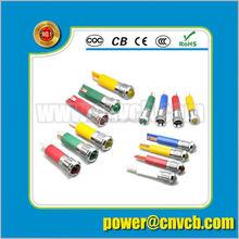 New product! pilot lamp, panel signal lamp, alarm Indicator light JY280 screw terminal indicator lights
