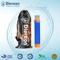 de la marca Diercon de agua al aire libre de paja de filtro purificador de agua personal de tratamiento de agua para