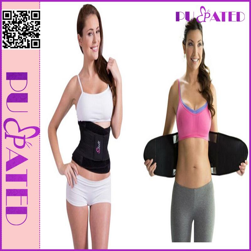 Belt slimming shaper miss waist trainer belt body shaper belt for an