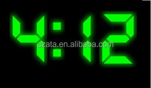 Low consumption! 7 segment led screen for digital clock