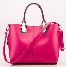 wholesale Multifunction fashion women handbag custom leather tote bag