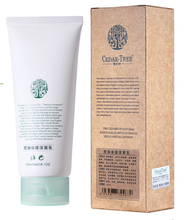 Cedar Tree Herbal Facial Cleanser for Remove Black head & ance