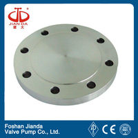ANSI blind flange pn20 with high quality