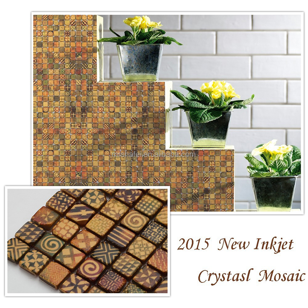 2015 new mosaic bathroom accessories buy mosaic bathroom for Mosaic bathroom set