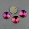 crystal sew on stones ,glass fancy stones for garment