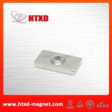 Neodymium furniture magnet