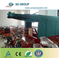 2015 New motorized adult cargo tricycles
