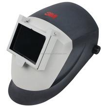 Automatically become light welding helmet