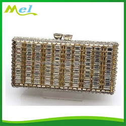swarovski crystal latest fashion women clutch bags wholesale fashion