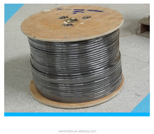 75ohm Coaxial cable RG6 305M/Wooden spool