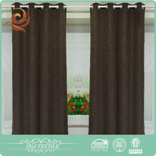 Countryside style malaysia fancy cheap office window curtains