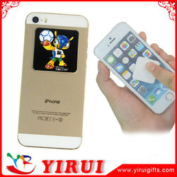 Hot sell factory price novelty sticky mobile phone screen cleaner