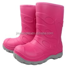 JX-916 cute rain boots waterproof warm boots