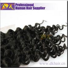 Factory Virgin Brazilian Hair Top Closure individual braids with human hair