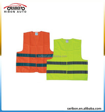 polyester high visibility working reflective vest with EN471 standard