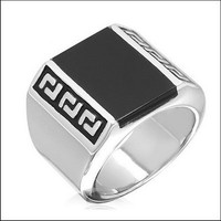 Gold Finger Design for Women with Price 316l Stainless Steel Fashion Man Ring