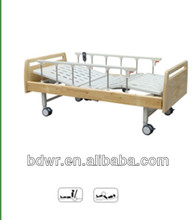 GOOD QUALITY !!!!WR-G11 three-function electric bed/Hospital three functions manual patient bed