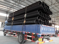 D300mm HDPE drainage pipe for drainage water