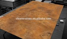 The Printed waterproof Anti slip rubber mats, rubber table top mat for war game battle mat