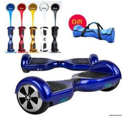smart 6.5/8/10 feet balance board scooter bluetooth with bluetooth and led