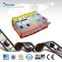 Wholesale ! ! pgi-225 cli-226 printer cartridge for canon suit for North America with auto reset chip
